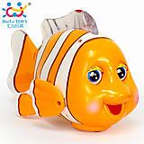 Музыкальная игрушка «Рыба-клоун», 998, фото