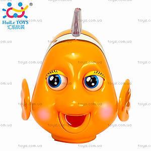 Музыкальная игрушка «Рыба-клоун», 998, купить
