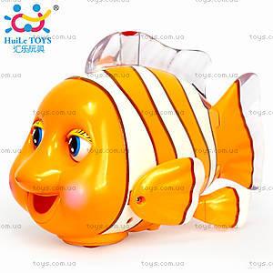 Музыкальная игрушка «Рыба-клоун», 998, цена