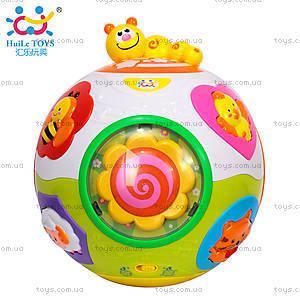 Развивающая игрушка «Счастливый мячик», 938, фото
