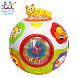 Развивающая игрушка «Счастливый мячик», 938, купити