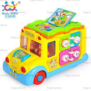 Игрушка Huile Toys «Школьный автобус», 796, купить