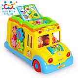 Игрушка Huile Toys «Школьный автобус», 796, отзывы