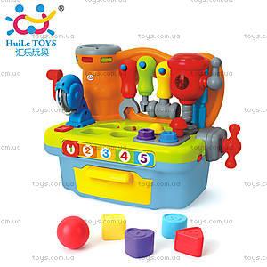 Игровой набор «Столик с инструментами», 907, фото
