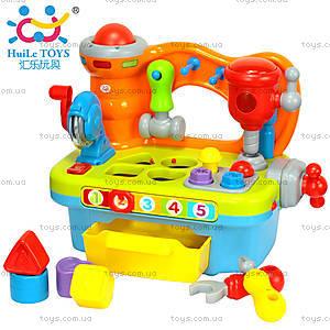 Игровой набор «Столик с инструментами», 907, цена