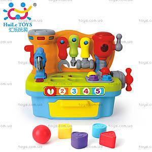 Игровой набор «Столик с инструментами», 907, игрушки