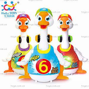 Музыкальная игрушка «Танцующий гусь», 828