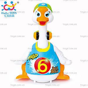 Музыкальная игрушка «Танцующий гусь», 828, игрушки