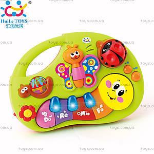 Музыкальная игрушка «Веселое пианино», 927, фото