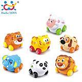 Игрушка Huile Toys «Веселый зоопарк», 376