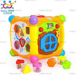 Развивающая игрушка «Волшебный кубик», 936, купить