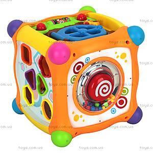 Развивающая игрушка «Волшебный кубик», 936, фото