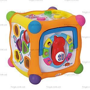 Развивающая игрушка «Волшебный кубик», 936