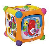 Развивающая игрушка «Волшебный кубик», 936, отзывы