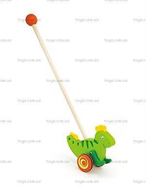 Игрушка-каталка «Динозавр», 50963