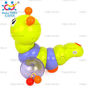 Игрушка-каталка «Гусеничка», 686, купить