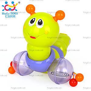 Игрушка-каталка «Гусеничка», 686, цена