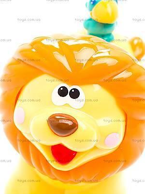 Игрушка-каталка «Львенок», 051706, купить