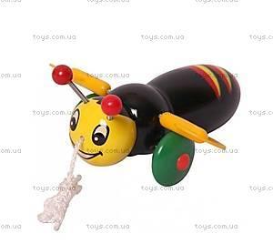 Игрушка-каталка «Пчела», Д334у