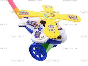 Игрушка-каталка с палочкой «Вертолет», 234, цена