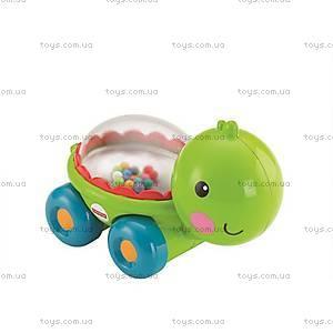 Игрушка-каталка с шариками Fisher-Price, BGX29, купить