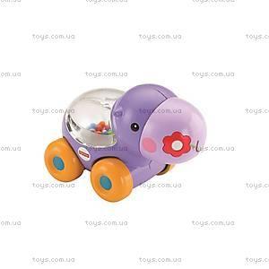 Игрушка-каталка с шариками Fisher-Price, BGX29, отзывы