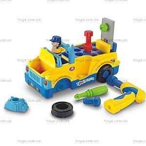 Игрушка-конструктор «Машинка с инструментами», 789, купить