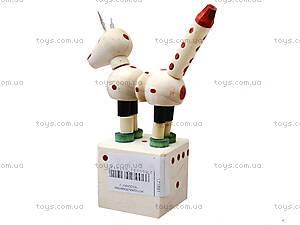 Деревянная игрушка «Козочка», 171881, купить