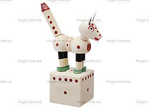 Деревянная игрушка «Козочка», 171881, цена