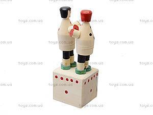 Деревянная игрушка «Парочка», 171880, купить