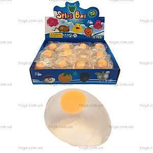 Игрушка лизун «Яйцо», PR161, купить