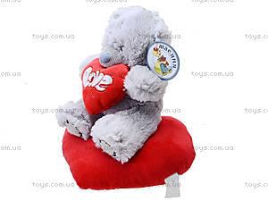 Игрушка «Медведь Тедди» с сердечком, AB8737B, фото