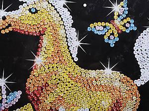 Игрушка Мозаика блестками «Жеребенок», 0905-KSG, фото