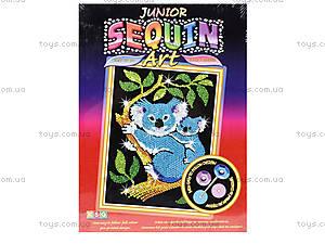 Игрушка Мозаика блестками «Коала», 0712-KSG, купить