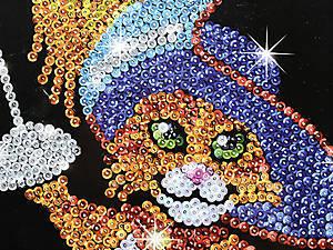 Игрушка Мозаика блестками «Кот в сапогах», 1131-KSG, отзывы