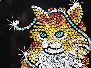 Игрушка Мозаика блестками «Котик», 0430-KSG, отзывы