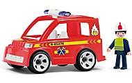 Игрушка MULTIGO «Автомобиль пожарного», 23218, купить