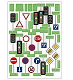 Игрушка MULTIGO «Дорожные знаки», 28014, купить