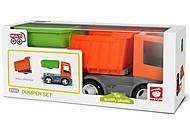Игрушка MULTIGO «Самосвал с кузовом», 27051, игрушки
