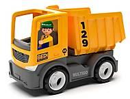Игрушка MULTIGO «Самосвал с водителем», 27271, отзывы