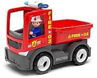 Игрушка MULTIGO Single «Пожарный.грузовик», 27284, магазин игрушек