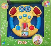 Игрушка музыкальная «Руль», 60095, купить