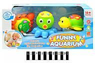 Игрушка музыкальная «Волшебный аквариум», 65159, фото