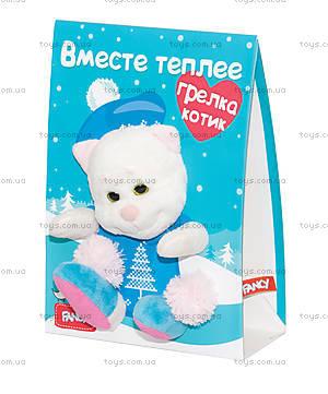 Мягкая игрушка «Котик-грелка», KCD0G, купить