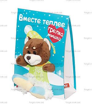 Мягкая игрушка «Мишка-грелка», TCD0G, купить