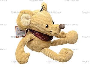 Мягкая игрушка «Мышка», L79236-AW, фото