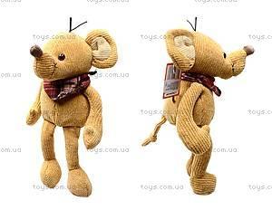 Мягкая игрушка «Мышка», L79236-AW