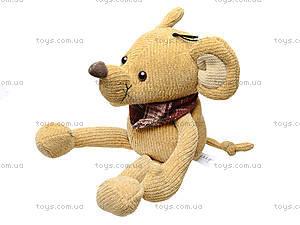 Мягкая игрушка «Мышка», L79236-AW, цена