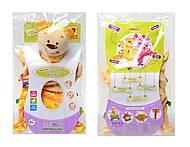 Игрушка-обнимашка «Мишка Тихоня», MK4101-01, игрушки