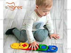 Развивающая игра «Детское домино» Тигрес, 39357, купить